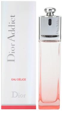 Dior Dior Addict Eau Delice (2013) Eau de Toilette pentru femei
