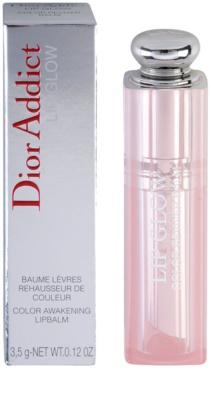 Dior Addict Lip Glow Lippenbalsam 2