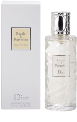 Dior Les Escales de Dior Escale a Portofino eau de toilette para mujer