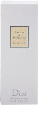 Dior Les Escales de Dior Escale a Portofino toaletní voda pro ženy 4