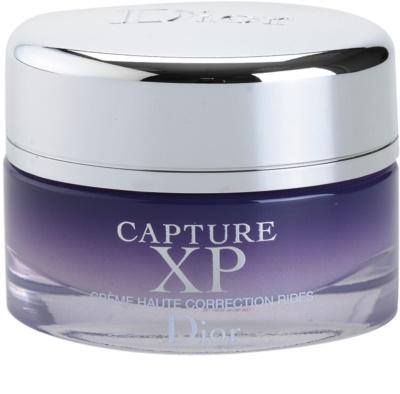 Dior Capture XP crema de día  antiarrugas  para pieles normales y mixtas