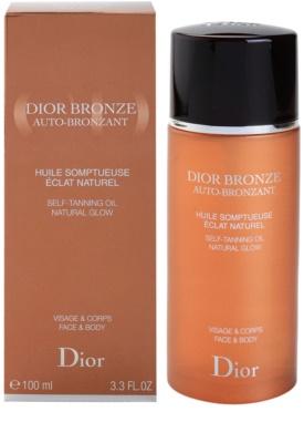Dior Dior Bronze Auto-Bronzant óleo em spray para rosto e corpo 1