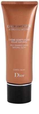 Dior Dior Bronze Auto-Bronzant крем автозасмага для тіла