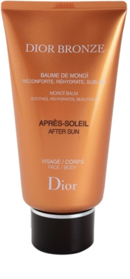 Dior Dior Bronze krema za po sončenju za obraz in telo