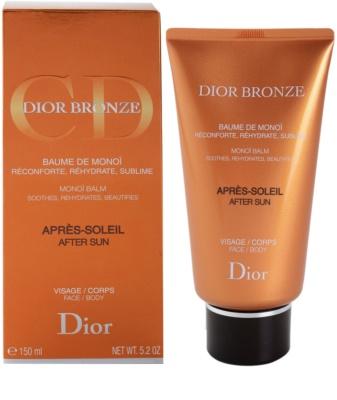 Dior Dior Bronze crema dupa bronzat  pentru fata si corp 1