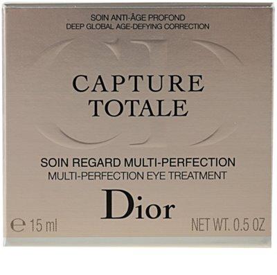 Dior Capture Totale oční péče proti vráskám 2