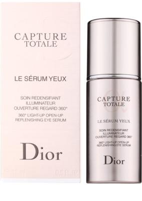 Dior Capture Totale sérum iluminador antirrugas para olhos 1