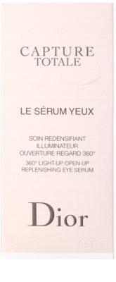 Dior Capture Totale sérum iluminador antirrugas para olhos 2
