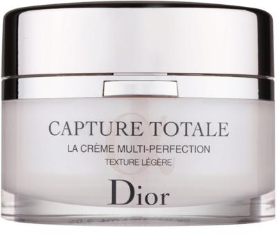 Dior Capture Totale creme rejuvenescedor hidratante suave para o rosto e pescoço