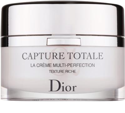 Dior Capture Totale odżywczy krem odmładzający do twarzy i szyi