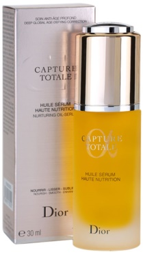 Dior Capture Totale nährendes Serum 1