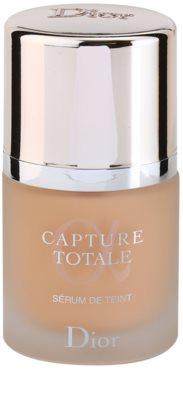 Dior Capture Totale make up przeciw zmarszczkom