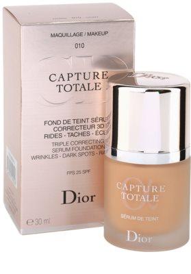 Dior Capture Totale make up przeciw zmarszczkom 3
