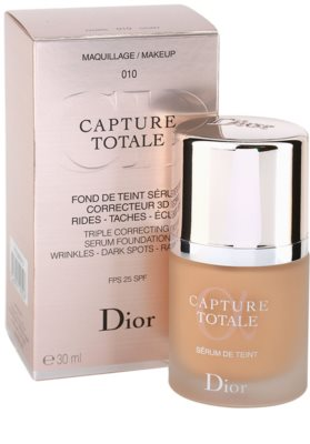 Dior Capture Totale tekoči puder proti gubam 3