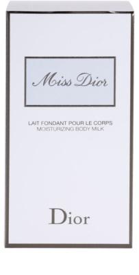 Dior Miss Dior tělové mléko pro ženy 2