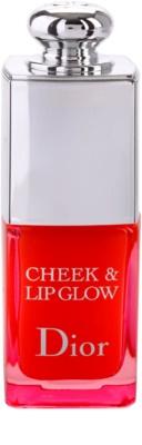 Dior Cheek & Lip Glow volumizador de lábios e bochechas