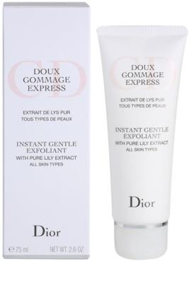 Dior Cleansers & Toners esfoliante de limpeza para todos os tipos de pele 2