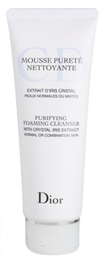 Dior Cleansers & Toners gel espumoso de limpeza para pele normal a mista
