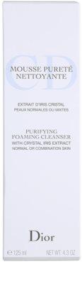 Dior Cleansers & Toners очищуючий пінистий гель для нормальної та змішаної шкіри 3