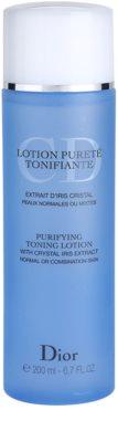 Dior Cleansers & Toners tónico para pele normal a mista
