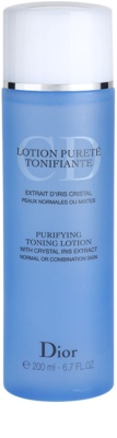 Dior Cleansers & Toners tonik za normalno do mešano kožo