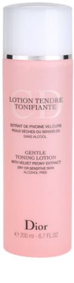 Dior Cleansers & Toners tonik száraz bőrre