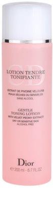 Dior Cleansers & Toners тоник за суха кожа