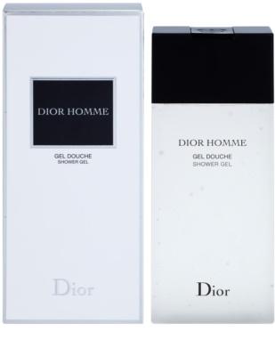 Dior Dior Homme 2005 sprchový gél pre mužov