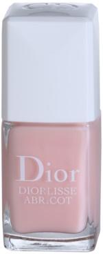 Dior Diorlisse Abricot erősítő körömlakk