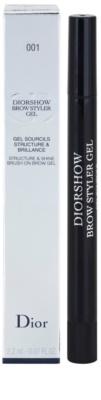 Dior Diorshow Brow Styler Gel gel na obočí s aplikátorem 2
