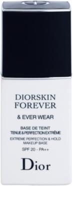 Dior Diorskin Forever & Ever Wear sminkalap a make-up alá