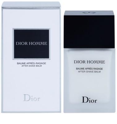Dior Dior Homme (2011) bálsamo after shave para hombre
