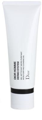 Dior Dior Homme Dermo System почистващ гел