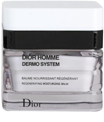 Dior Dior Homme Dermo System regeneráló hidratáló balzsam