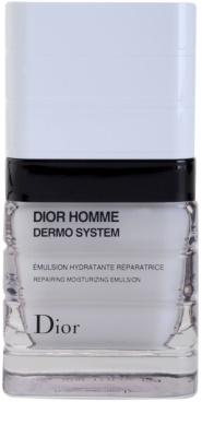 Dior Dior Homme Dermo System erneuernde feuchtigkeitsspendende Emulsion