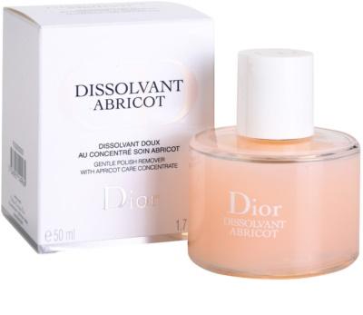 Dior Dissolvant рідина для зняття лаку без ацетону 1