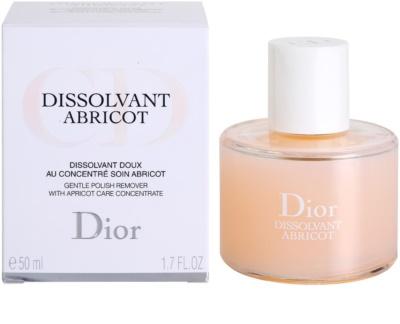 Dior Dissolvant рідина для зняття лаку без ацетону 2
