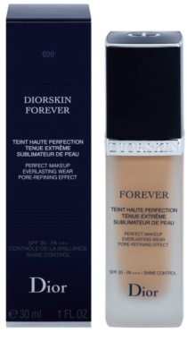Dior Diorskin Forever Flüssiges Make Up SPF 35 2