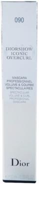 Dior Diorshow Iconic Overcurl maskara za volumen in privihanje trepalnic 3