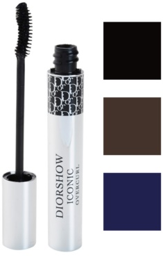 Dior Diorshow Iconic Overcurl řasenka pro objem a natočení řas