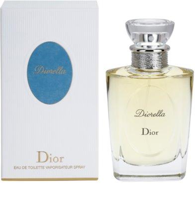 Dior Diorella woda toaletowa dla kobiet