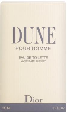 Dior Dune pour Homme Eau de Toilette pentru barbati 4