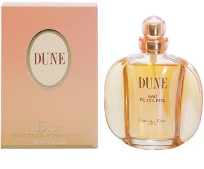 Dior Dune eau de toilette nőknek