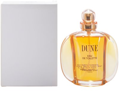 Dior Dune тоалетна вода тестер за жени 2