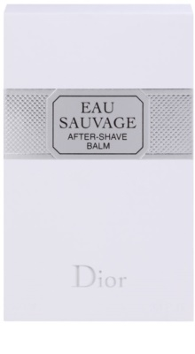 Dior Eau Sauvage bálsamo após barbear para homens 2