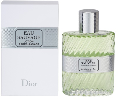 Dior Eau Sauvage after shave para homens