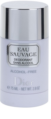 Dior Eau Sauvage dezodorant w sztyfcie dla mężczyzn