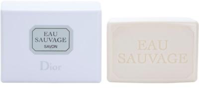 Dior Eau Sauvage mydło perfumowane dla mężczyzn