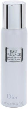 Dior Eau Sauvage borotválkozó hab férfiaknak