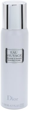 Dior Eau Sauvage espuma de afeitar  para hombre